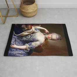 Marie Antoinette, Young 1 Rug