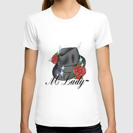 Fedora-chan T-shirt