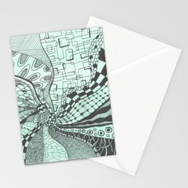 Green Zone Stationery Cards