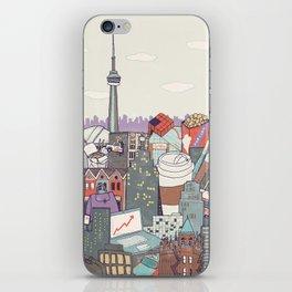 Toronto iPhone Skin