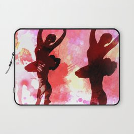 Morning Dancers Laptop Sleeve