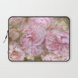 Vintage English Roses Laptop Sleeve