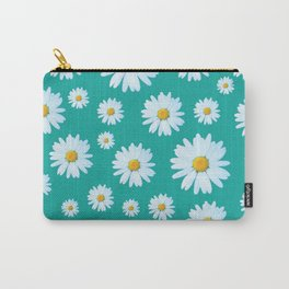 Dozens of Daisies Carry-All Pouch