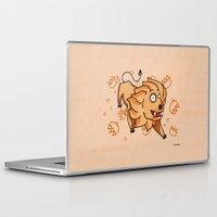 leo Laptop & iPad Skins featuring Leo by Giuseppe Lentini
