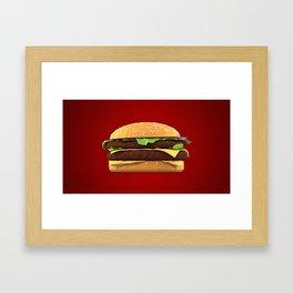 The Biggie Framed Art Print
