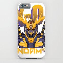 Gundam RX-0 iPhone Case