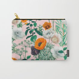 Wildflowers #pattern #illustration Carry-All Pouch