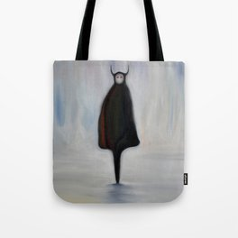 Friendly Nomad Tote Bag