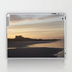 Bamburgh Sunset Laptop & iPad Skin