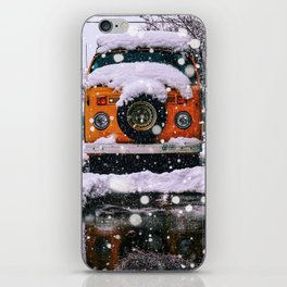 Snow Buggy iPhone Skin