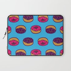 Donuts All Over Laptop Sleeve