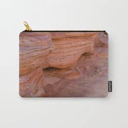 Colorful Sandstone, Valley of Fire - II Carry-All Pouch