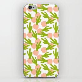 Cactus No. 2 iPhone Skin