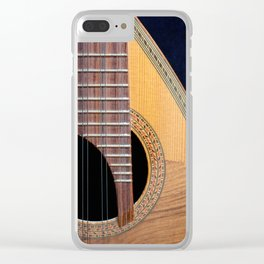 After Silence, Music Clear iPhone Case