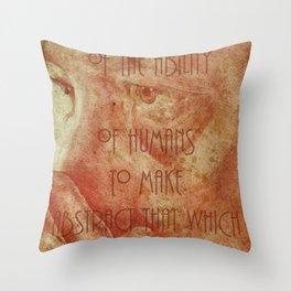 Contours Throw Pillow