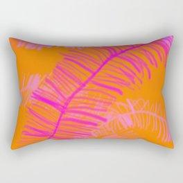 Tropical Palm Dream Rectangular Pillow