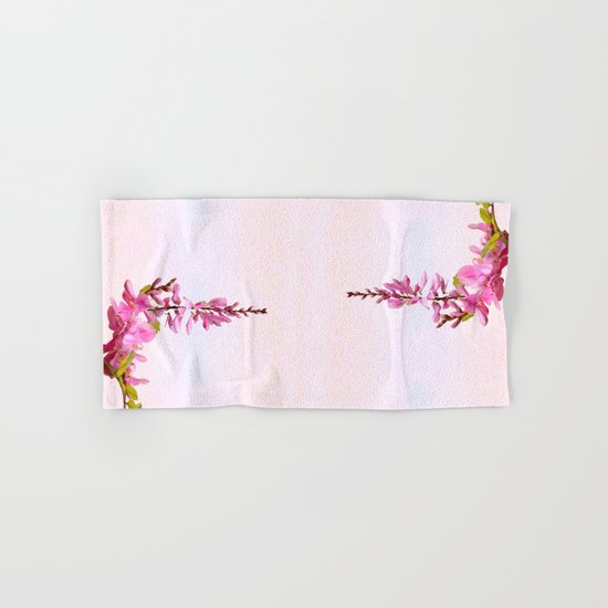 In the garden of delights Hand & Bath Towel