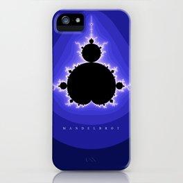 Mandelbrot Set iPhone Case