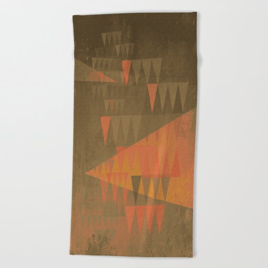 Foresta Fantasia Beach Towel
