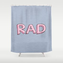 RAD Shower Curtain