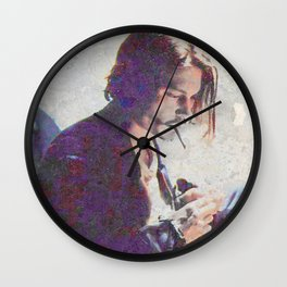 Johnny come home  Wall Clock