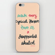 Every Cynical iPhone & iPod Skin