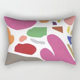 collage design 3 Rectangular Pillow