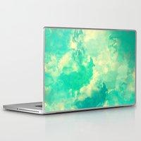 underwater Laptop & iPad Skins featuring Underwater by Galaxy Eyes