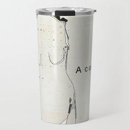 « à corps perdu » Travel Mug