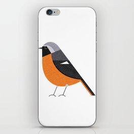 bird art birds cute drawing yellow 2018 iPhone Skin