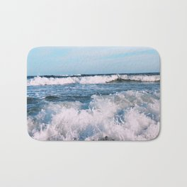 East End Waves Bath Mat