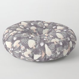 Forest Gnomes Floor Pillow