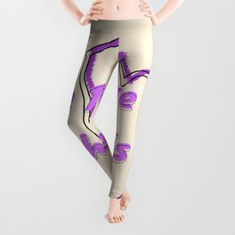 There is love Leggings