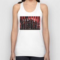 milan Tank Tops featuring Milan by James Campbell Taylor