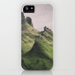 The Majesty of the Quiraing iPhone Case