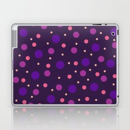 Classic Retro Dots 02 Laptop & iPad Skin