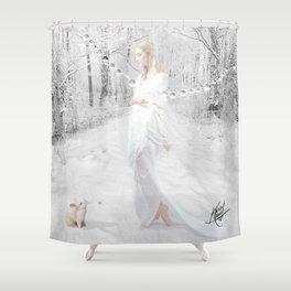 Faienne Shower Curtain