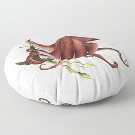 Giant Octopus Floor Pillow