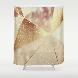 Healing the Pieces of Me That You Broke Shower Curtain