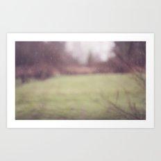Lost in a Daydream Art Print