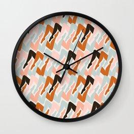 Leggy Guggenheim Wall Clock