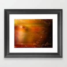 Distant Witness Framed Art Print
