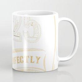 92nd-Birthday-Gift-Gold-Vintage-1925-Aged-Perfectly Coffee Mug