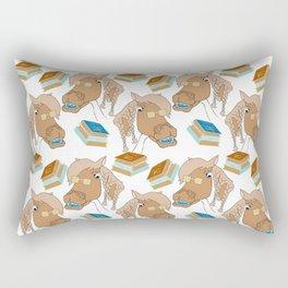 School Palamino Gear Rectangular Pillow