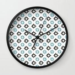 Spanish Tile Wall Clock