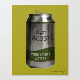 Thirst Canvas Print