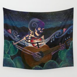 Mi Cancion Wall Tapestry