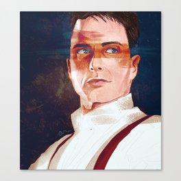 Captain Jack Harkness Canvas Print