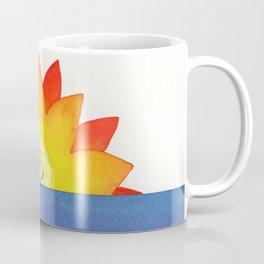Sitting In The Sun Coffee Mug