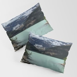 Lake Louise Impression Pillow Sham
